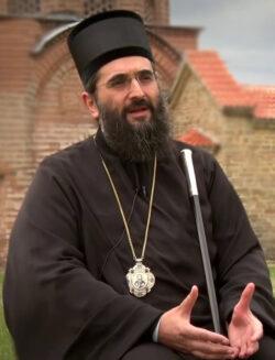 Његово Преосвештенсто Епископ нишки Г. Арсеније